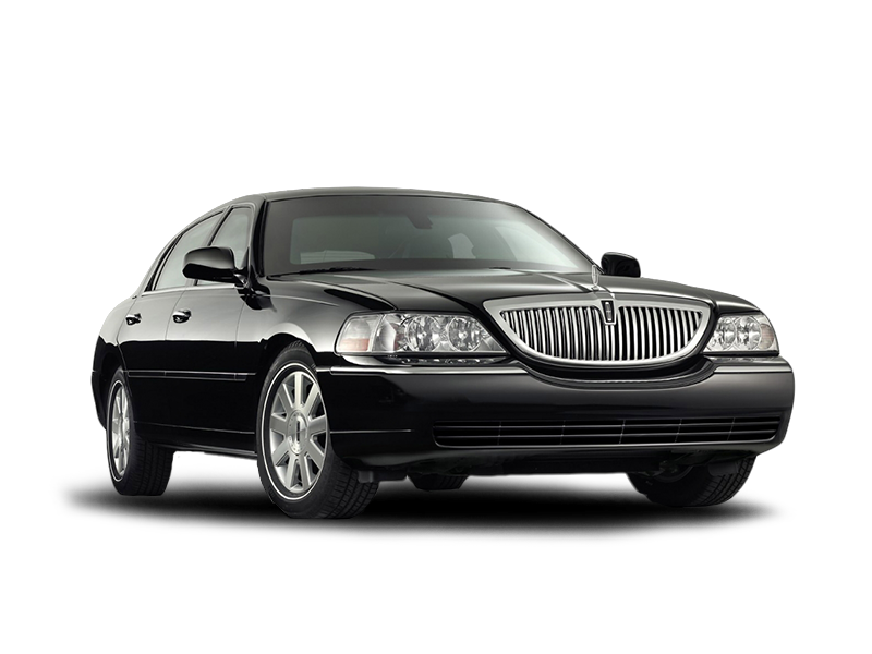 Lincoln Town Car Transportation Peak Limousine