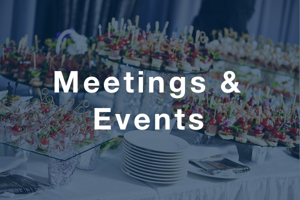 Meetings & Events Services