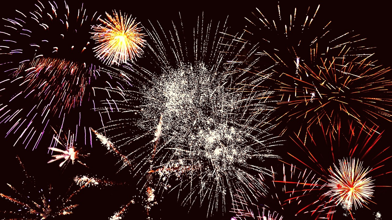 Charlotte Fireworks
